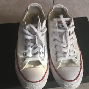 Converse all star unisex low top shoe